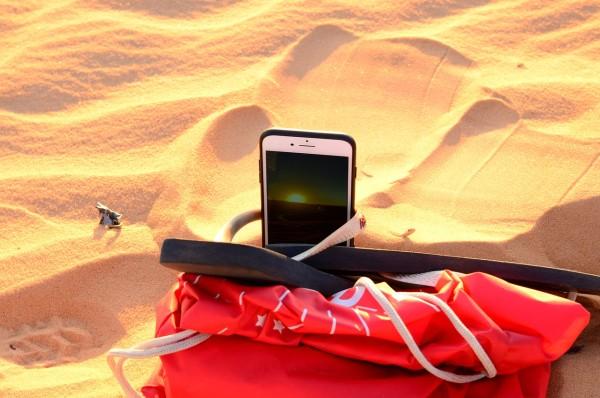Zašto mobitel ne voli plažu (9)
