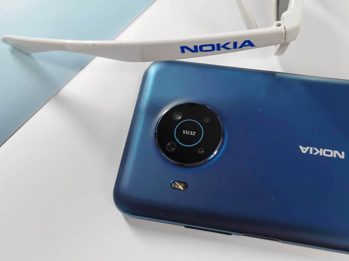 Nokia X20 recenzija