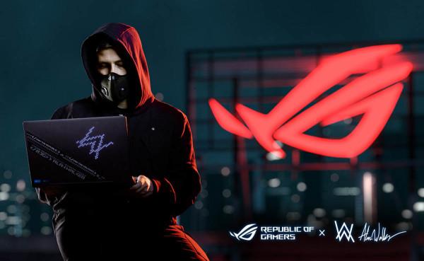 Alan Walker kobrendiran! ASUS gaming laptop ROG Zephyrus G14 AW SE ide u prodaju