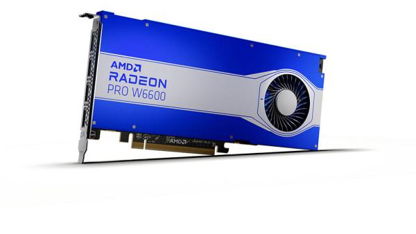 AMD Radeon PRO W6600 je sada dostupan u prodaji