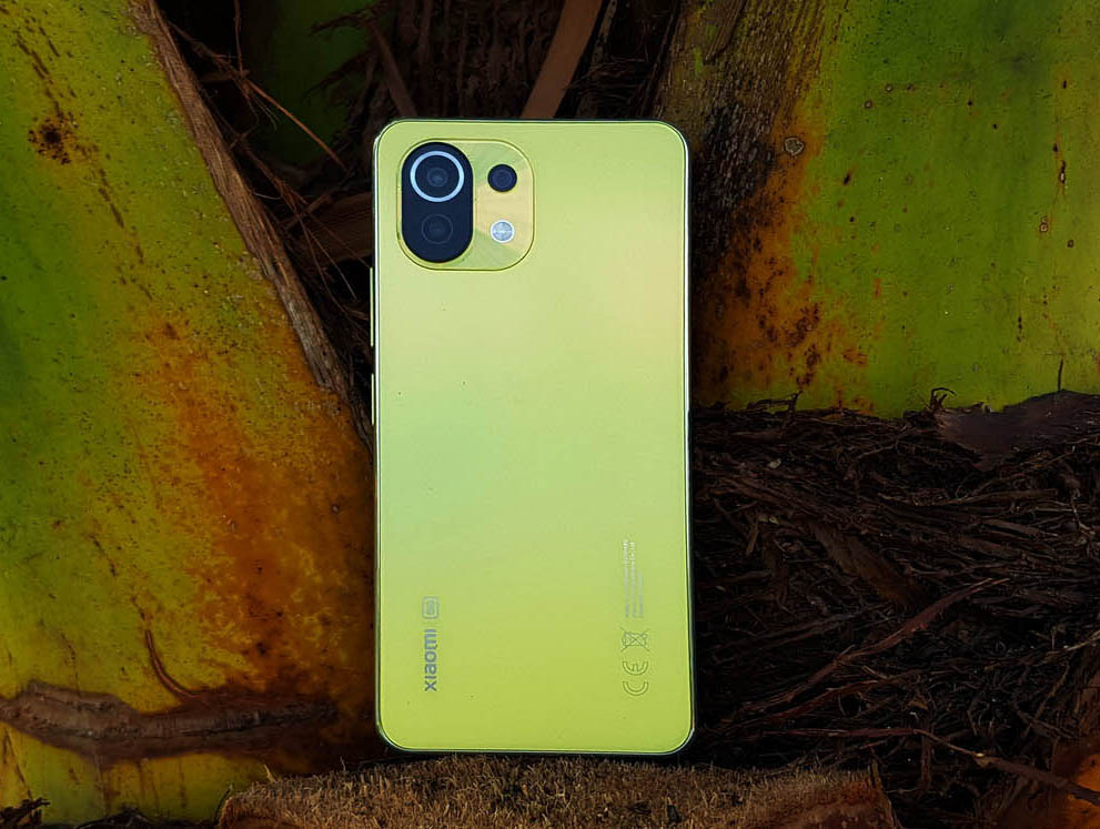 Xiaomi Mi 11 Lite 5G recenzija