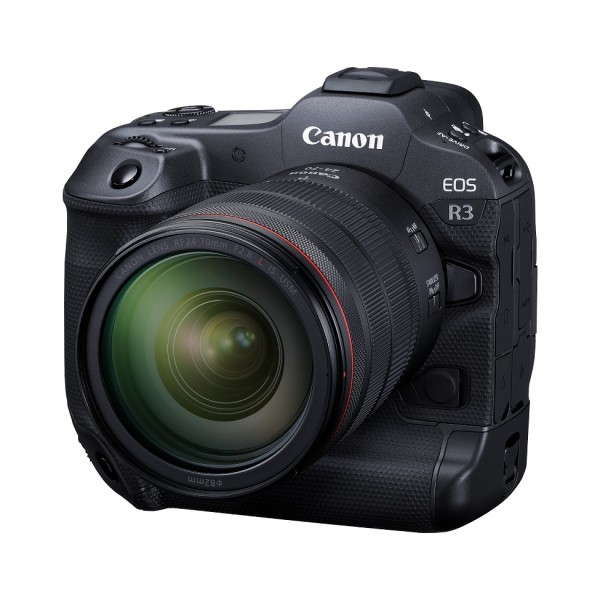 Stigao je EOS R3 – novi Canonov sportski junak