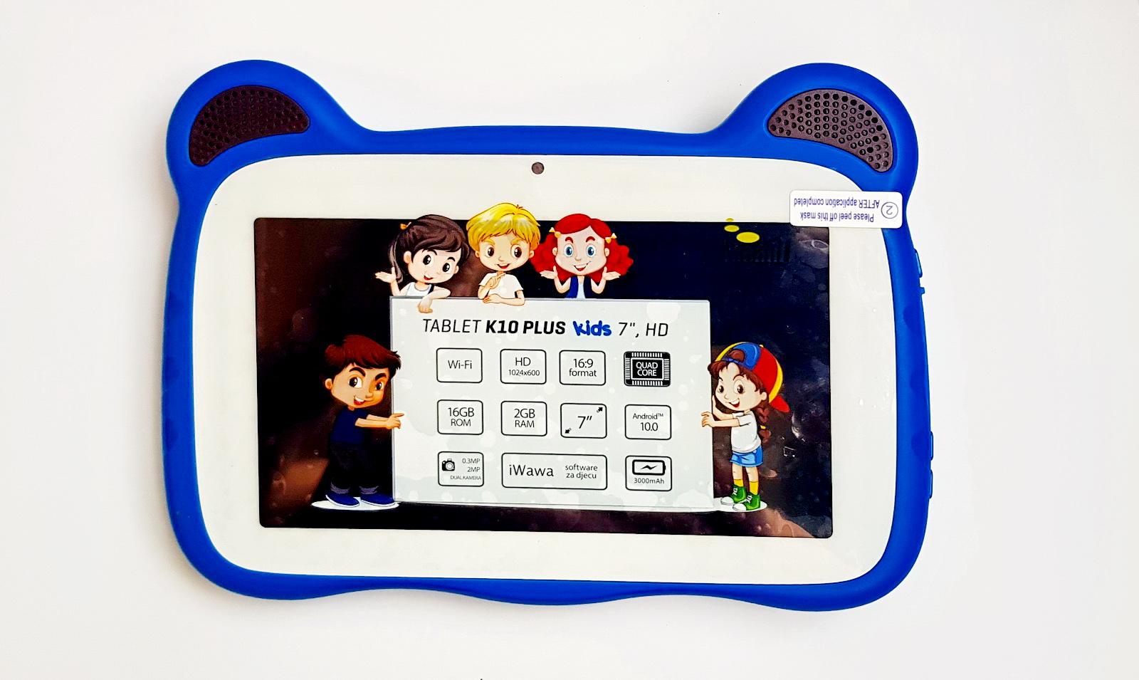 Malo drugačija recenzija – MeanIT Tablet K10 Plus Kids