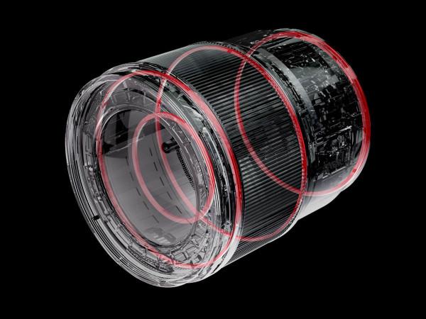 Lagani objektiv LUMIX S 24mm F1.8 (S-S24)