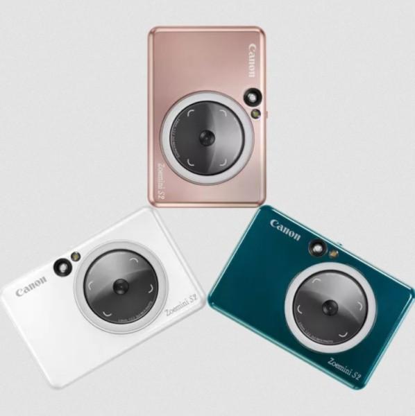 Canon evoluira svoje pisače s fotoaparatom predstavljajući Canon Zoemini S2