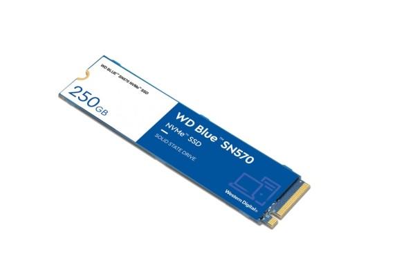Objavljen Western Digital SN570: brzina povećana za 45 %